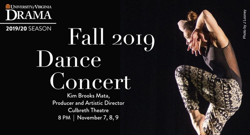 <p>The Fall Dance Concert had performances from Last Thursday to Saturday at Culbreth Theatre and featured the work of student choreographers and performers.</p>