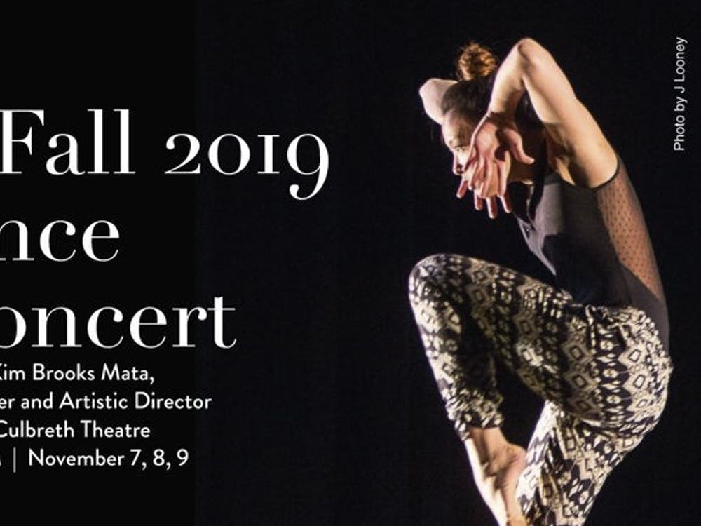 The Fall Dance Concert had performances from Last Thursday to Saturday at Culbreth Theatre and featured the work of student choreographers and performers.