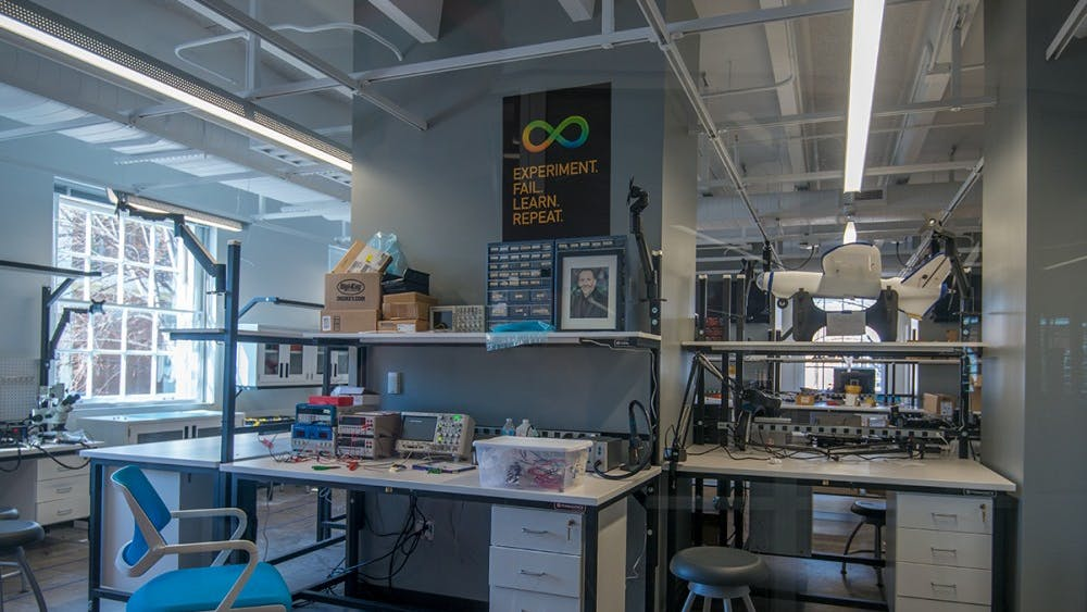 The School of Engineering and Applied Science opened its Link Lab Feb. 22 in hope of propelling the University to a premier position in the field of cyber-physical systems.