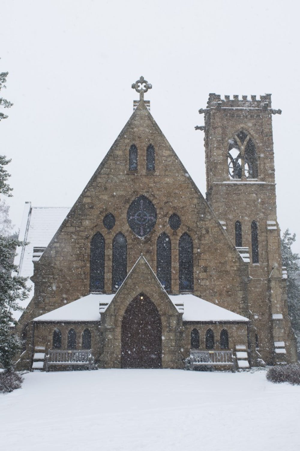 <p>In 2015, 63 weddings were held in the Chapel &mdash; nearly half of the number held there in 2008.</p>