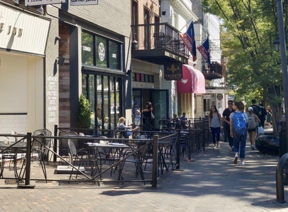 El Corner es el mejor lugar para tomar el próximo paso sin vehículos. Por eso, debemos peatonalizarlo.