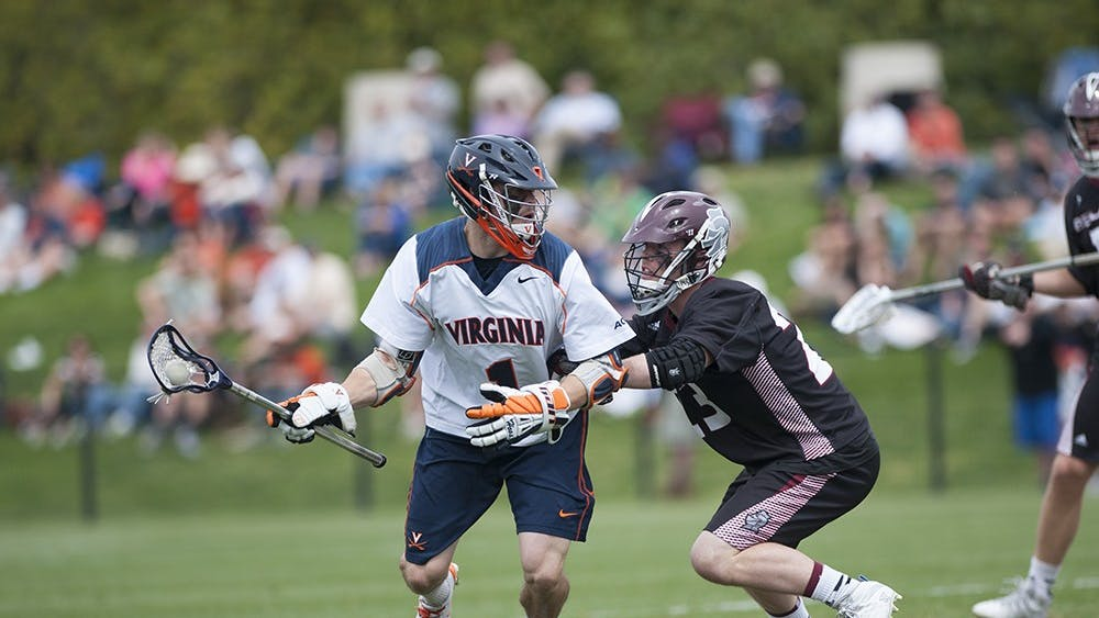 Senior midfielder Greg Coholan tallied a hat-trick Saturday against Drexel. Virginia rebounded from its season-opening loss with a 14-7 win Saturday.