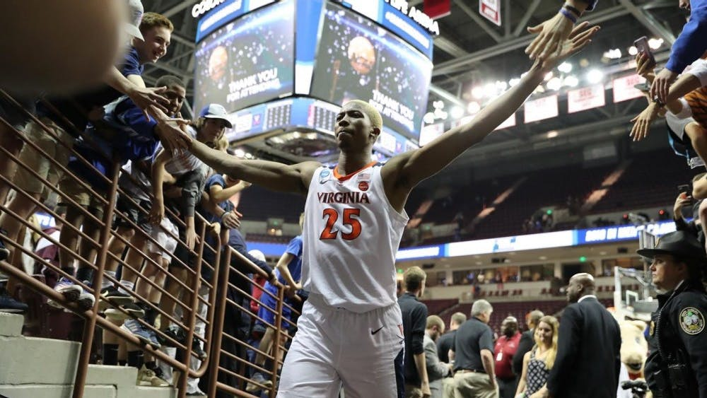 Junior forward Mamadi Diakite will need to once again play a key role for Virginia to defeat Oregon.