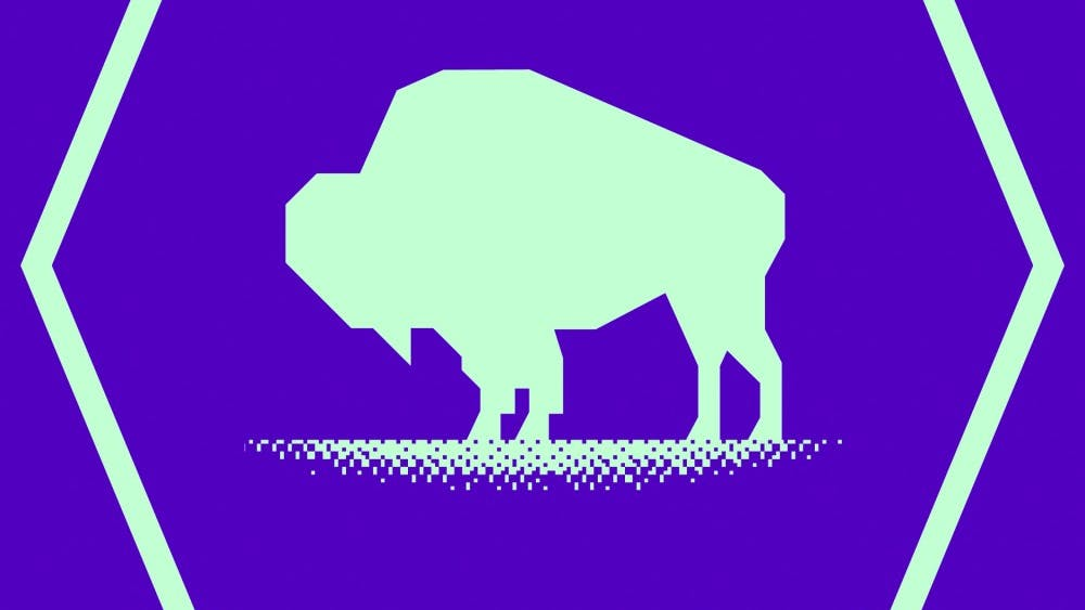 The festival's stylized buffalo logo is also a nod to Jefferson's legacy.