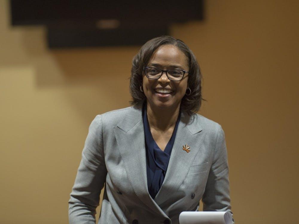 Carla Williams is the Virginia Director of Athletics.