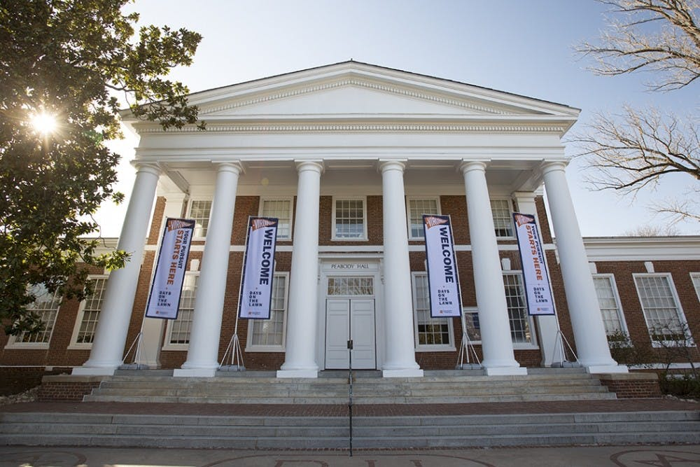 <p>The Office of Undergraduate Admission is located in Peabody Hall. University Spokesperson Anthony de Bruyn&nbsp;has denied any influence from the advancement office in admissions decisions.</p>