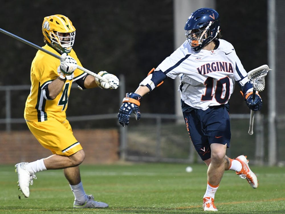 Senior attacker Mike D'Amario will lead what has the potential to be a dynamic offense for the Cavaliers.