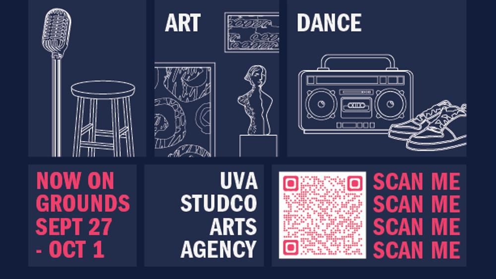 在这个为学生举办的免费互动活动中,将有各种与艺术相关的CIO、部门和职业资源。
