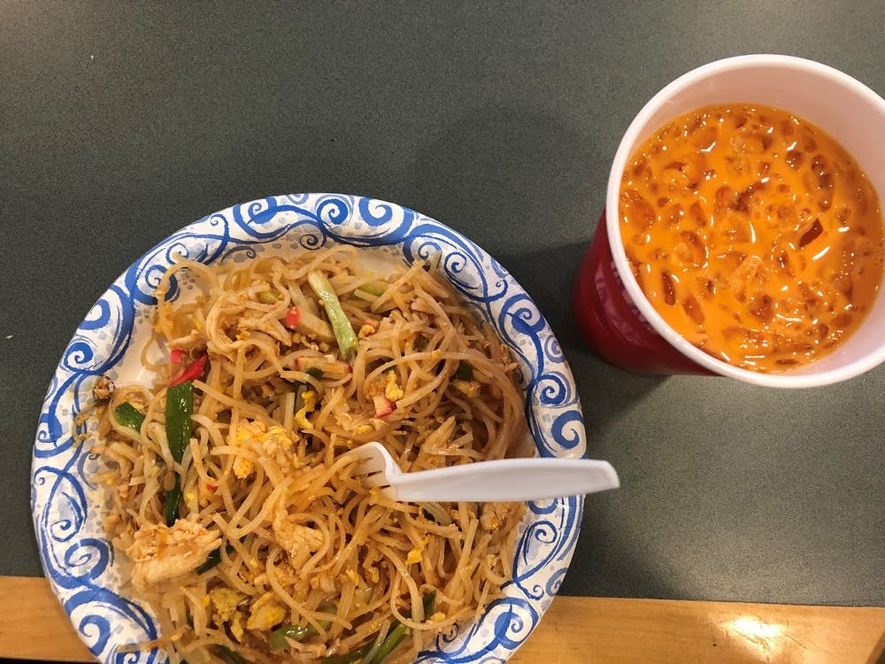 <p>&nbsp;The Thai Student Organization celebrated and shared Thai culture with the University Saturday at their annual Pad Thai Party. &nbsp;&nbsp;&nbsp;</p>