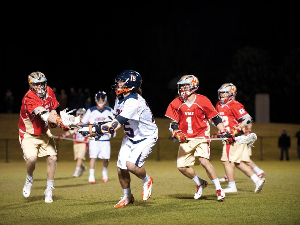 Virginia goes 2-0 after defeating VMI, 18-4
