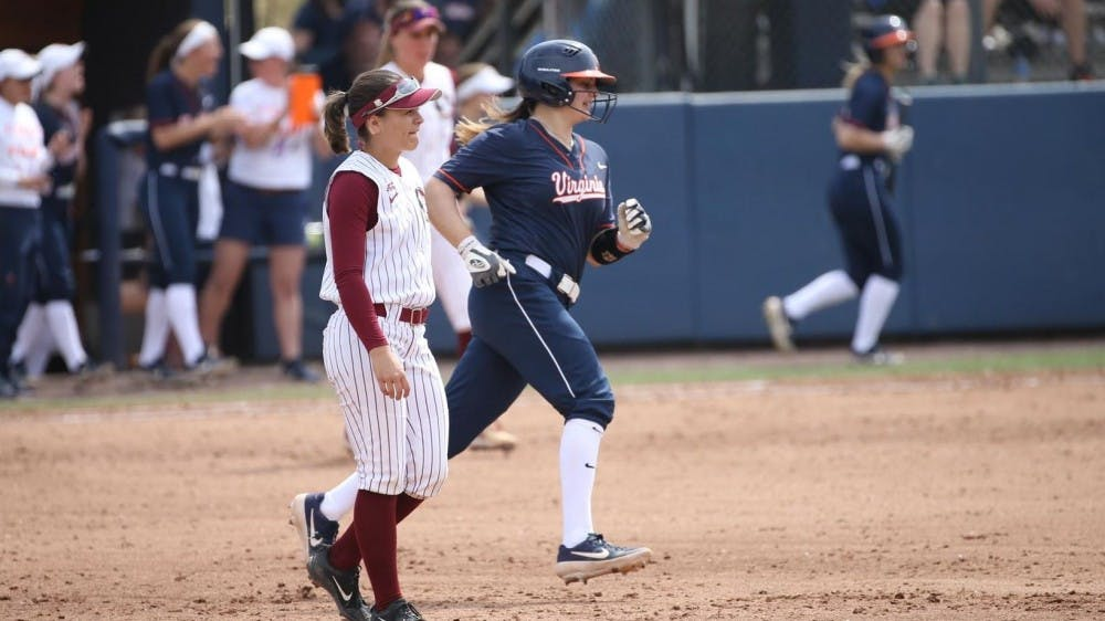 <p>No. 3 Florida State held Virginia to just five runs over the course of the weekend.</p>