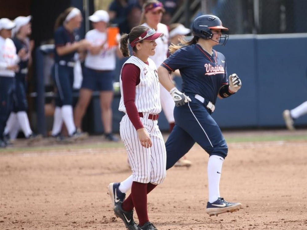 No. 3 Florida State held Virginia to just five runs over the course of the weekend.