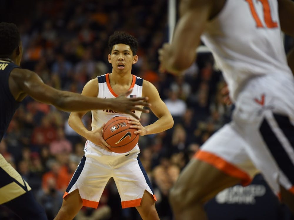 Freshman guard Kihei Clark has started the last two games and had zero turnovers in both outings.