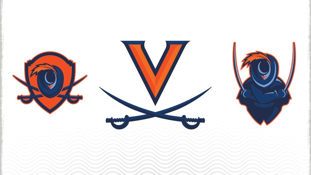 Virginia Athletics launched a new visual identity program Friday including redesigned logos and typography.