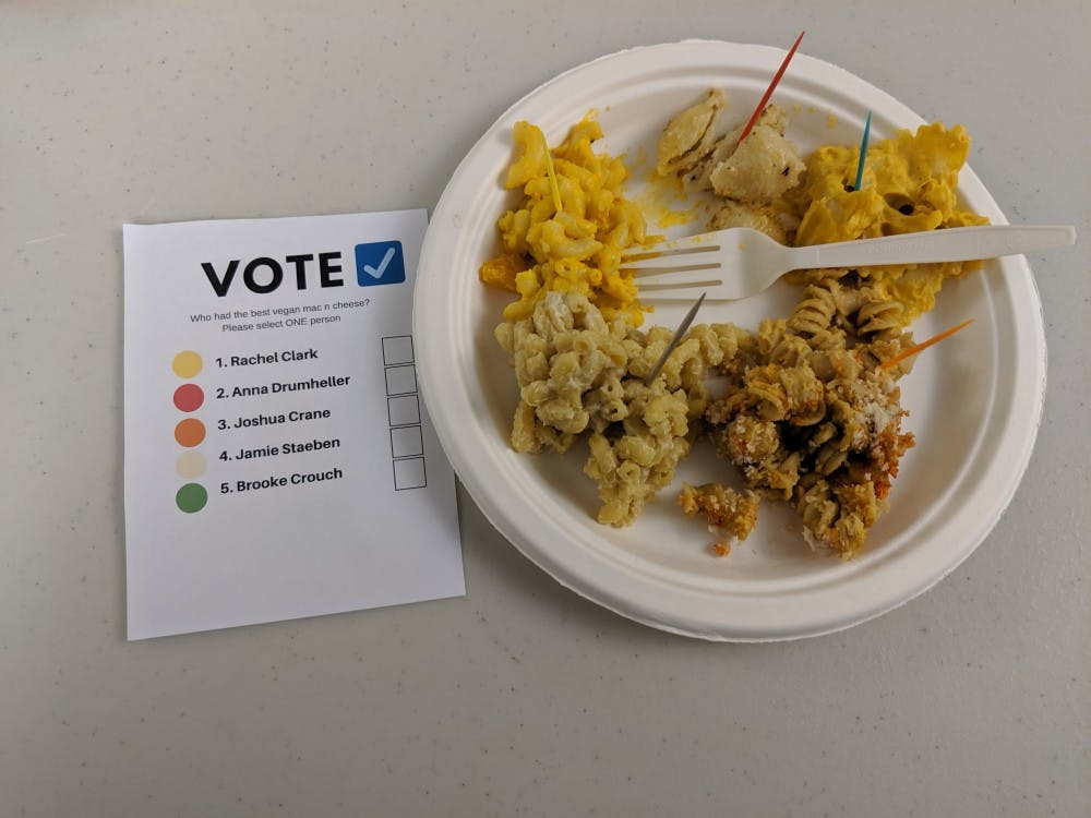 <p>This is the second year that VoV has hosted the cook-off and seeks to raise awareness about plant-based diets.&nbsp;</p>