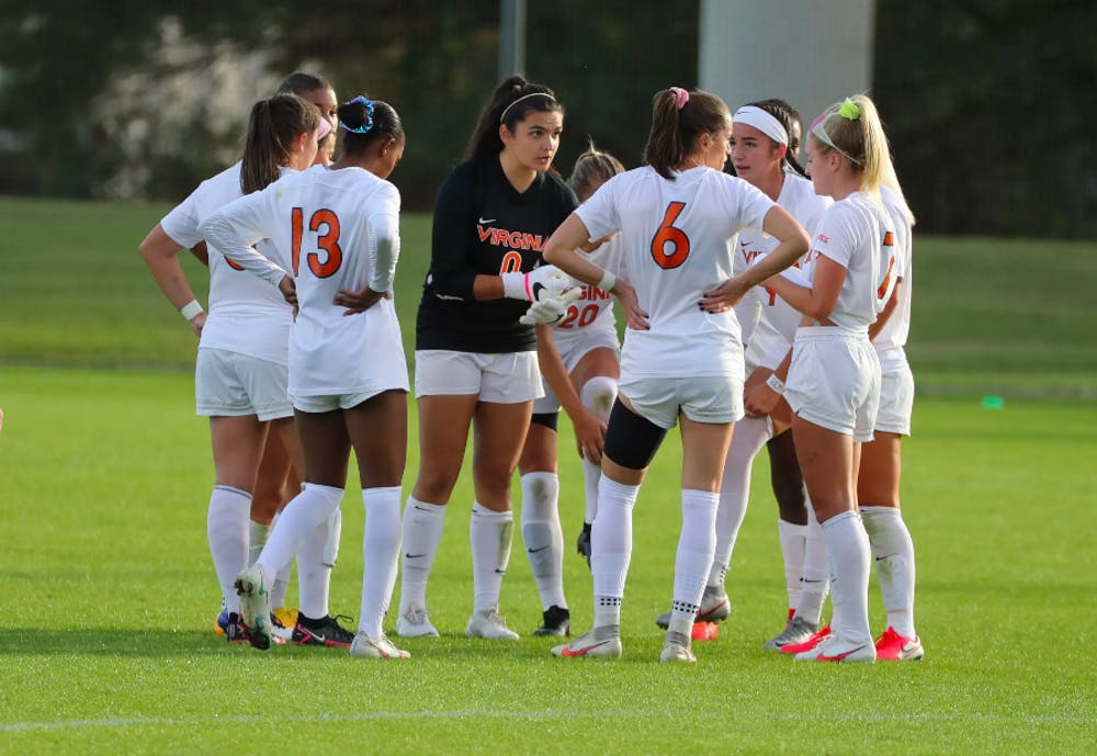 <p>The Cavaliers dominated their opponents in their final two matches, concluding the regular season with seven wins as they prepare for the ACC Tournament Nov. 10.&nbsp;</p>