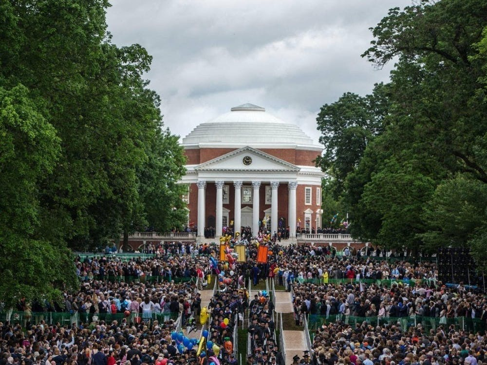 Every graduating student will have the opportunity to walk down the Lawn. The ceremony — which is set to take place on May 16 —will be in Scott Stadium, where students are permitted to have two guests.