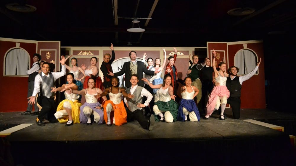 "The cast of ""The Mystery of Edwin Drood"" balanced absurdity, confusion and melodrama through acting prowess."