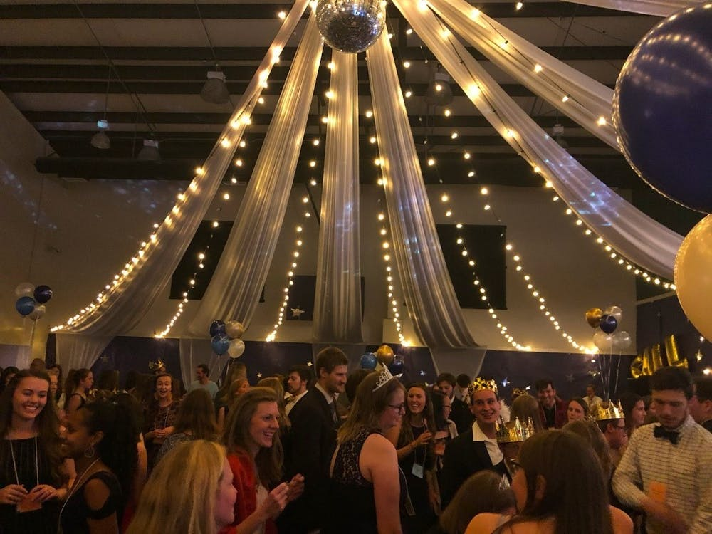 Fall Ball was a night of fun and dancing centered on celebrating over people with disabilities.