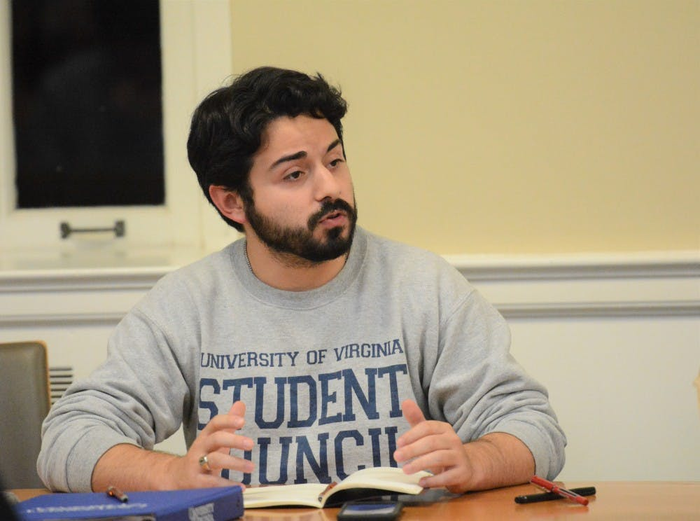 <p>Alex Cintron, Student Council president and a fourth-year College student, said while he feels that Student Council has been able to achieve many of its goals under his administration, there is still work left to be done before a new administration assumes power in April.&nbsp;</p>