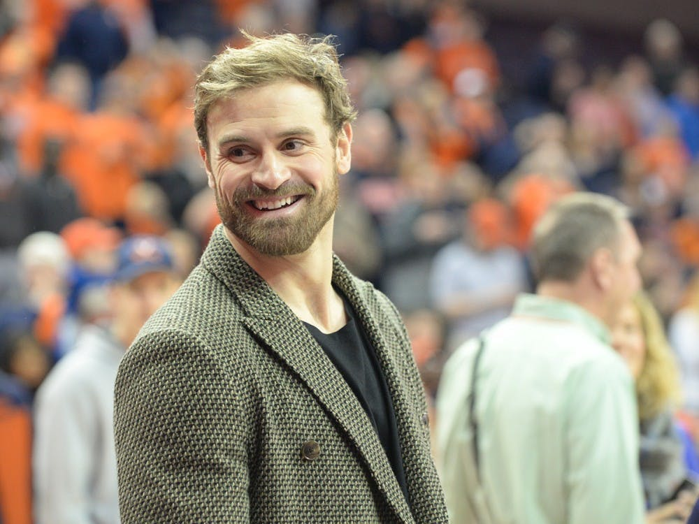 <p>U.Va. alumnus Chris Long played football for the University and now plays for the Philadelphia Eagles.&nbsp;</p>