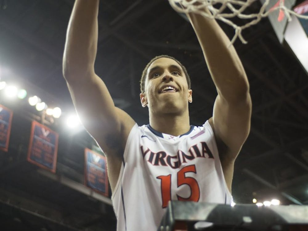 After missing last year's win against then-No. 3 Duke, sophomore forward Malcolm Brogdon reveled in the national spotlight, scoring a game and career-high 19 points.