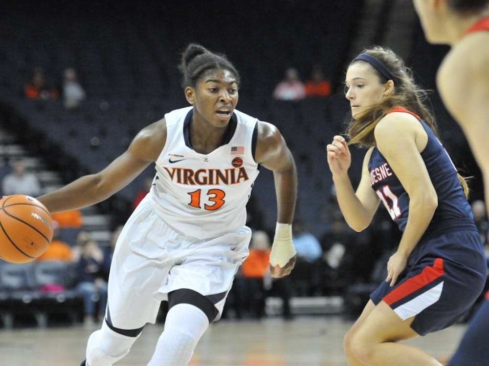 Junior guard Jocelyn Willoughby will continue to serve in a leadership position under new Coach Tina Thompson.