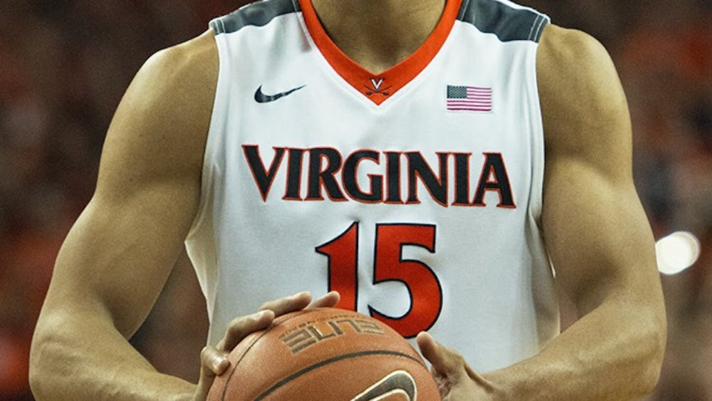 Malcolm Brogdon, along with Anthony Gill, Mike Tobey and Evan Nolte, will play their final game at John Paul Jones Arena Saturday.