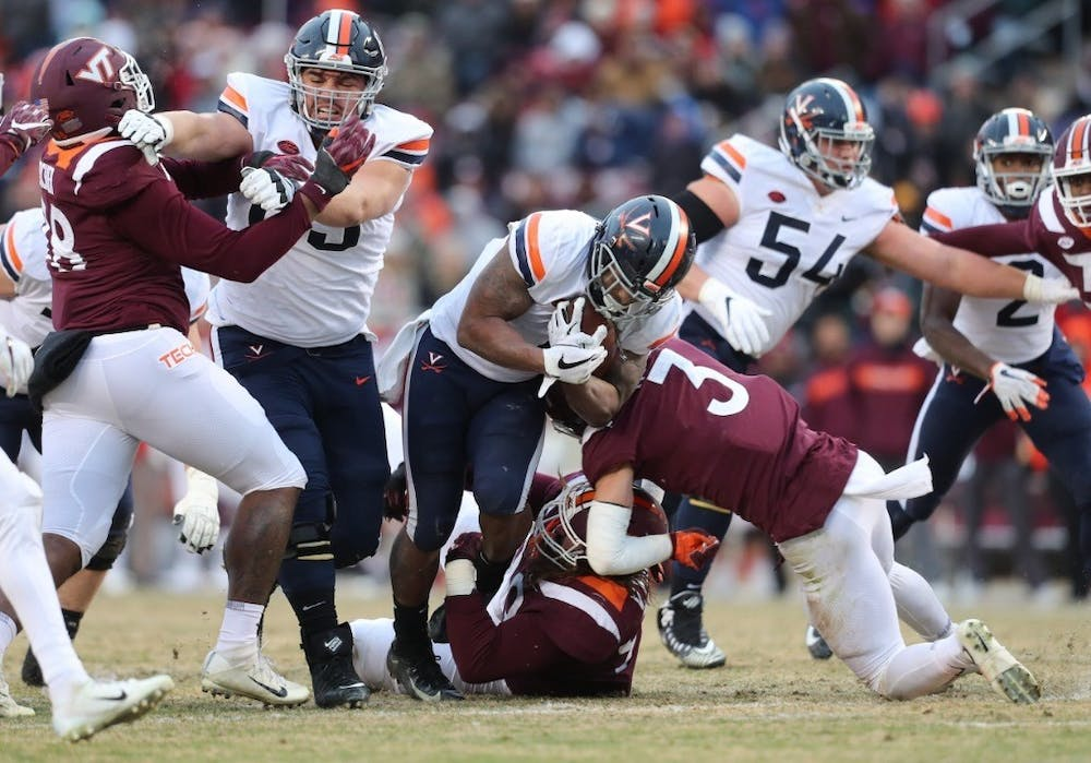 <p>This year, the Cavaliers look to snap the infamous 15-year losing streak in front of a raucous home crowd.&nbsp;</p>