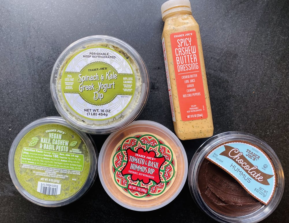 <p>Exploring the best dips at Trader Joe's so you don't have to.</p>