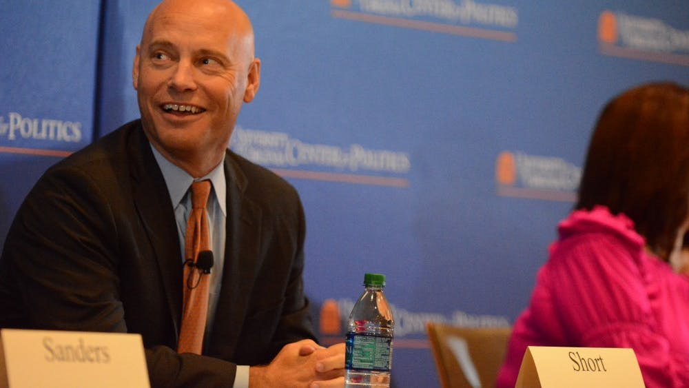 Among the panelists was Marc Short, a fellow at the Miller Center and previous director of legislative affairs for the Trump administration.