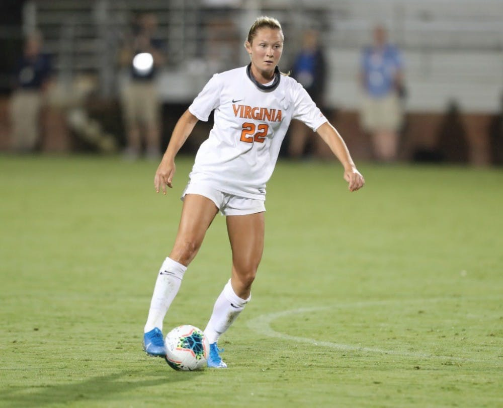 <p>Senior forward Meghan McCool posted the game winner in the second period of overtime to lead the Cavaliers to a road victory against the Seminoles.&nbsp;</p>
