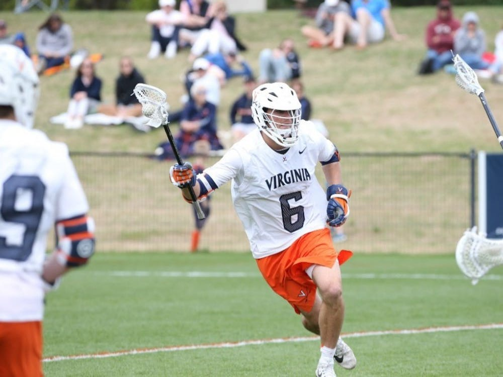 Junior midfielder Dox Aitken tied for most goals of the game with four.