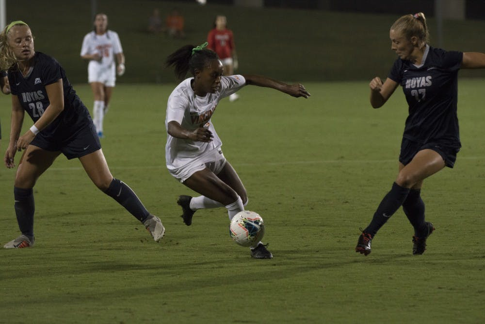 <p>Women's soccer will play 11 games this season with eight counting towards the conference standings.&nbsp;</p>