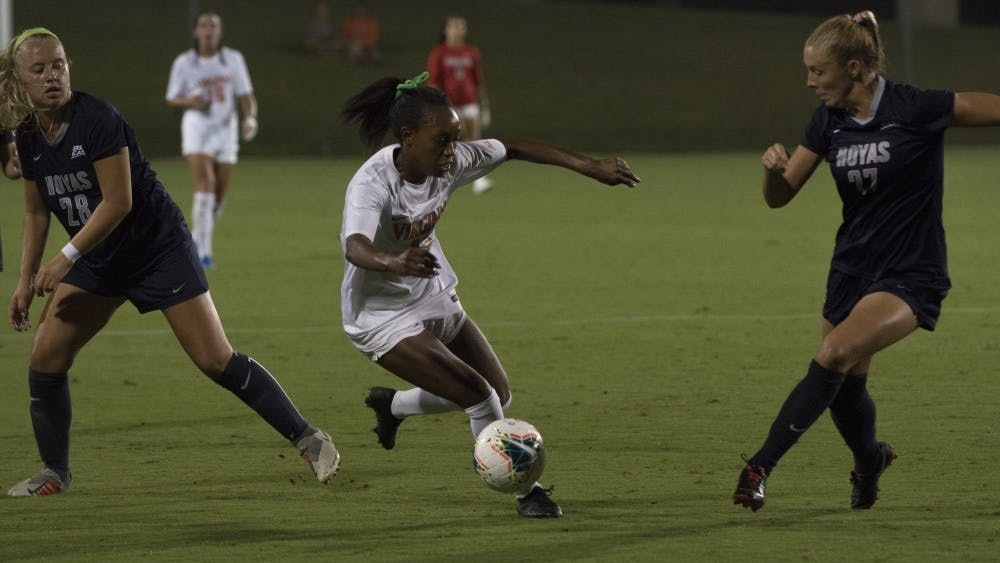 Women's soccer will play 11 games this season with eight counting towards the conference standings.