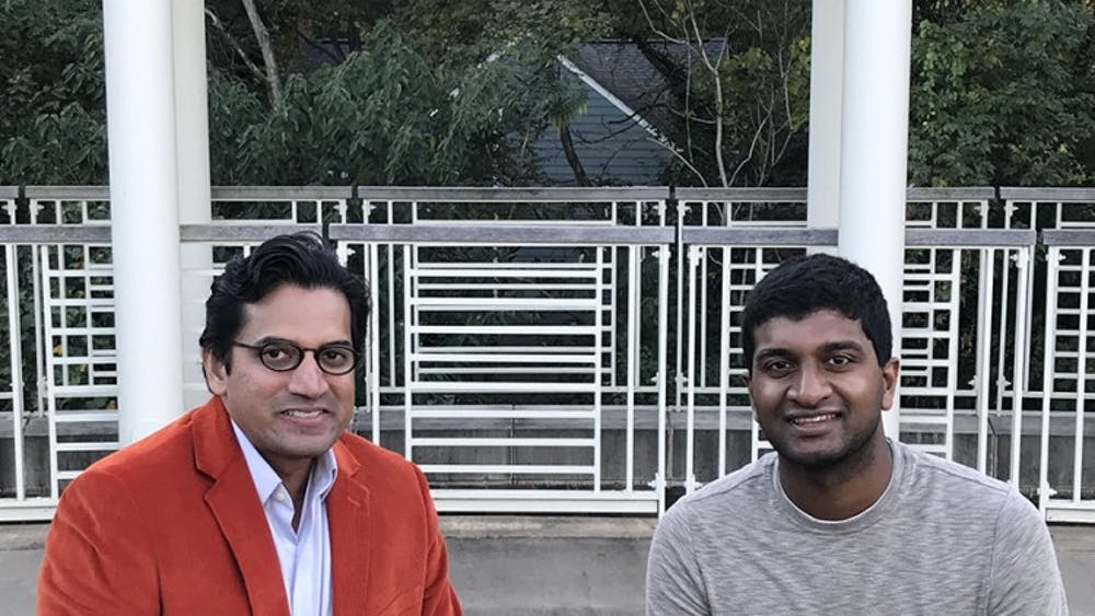 Undergraduate team led by fourth-year Engineering student Ashwinraj Karthikeyan emphasizes the importance of finding an alternative solution to wound care.