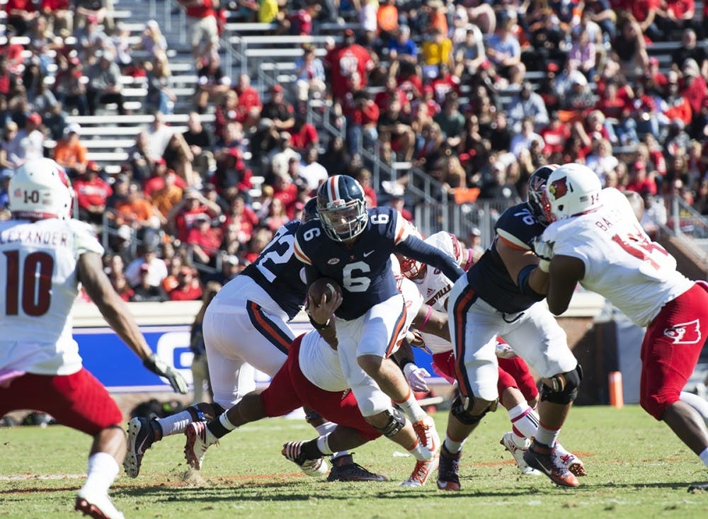 <p>Quarterback Kurt Benkert is man who always weighs the costs of change with the benefits of new opportunities.</p>