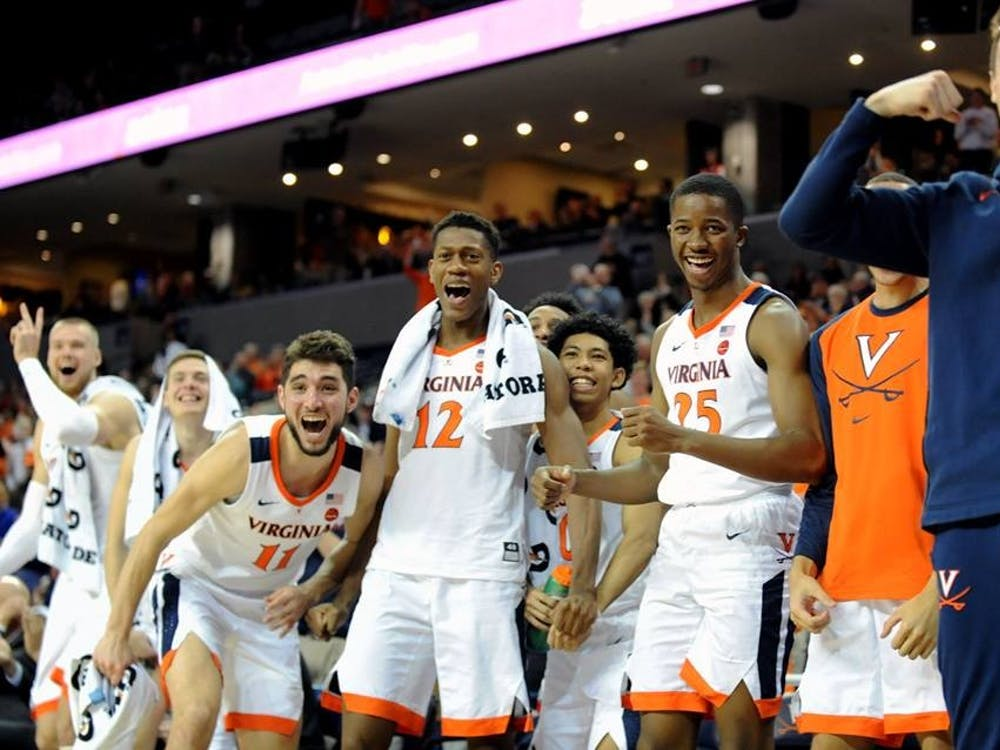Virginia will try to avenge its sole conference loss from last year by beating Virginia Tech on Tuesday.