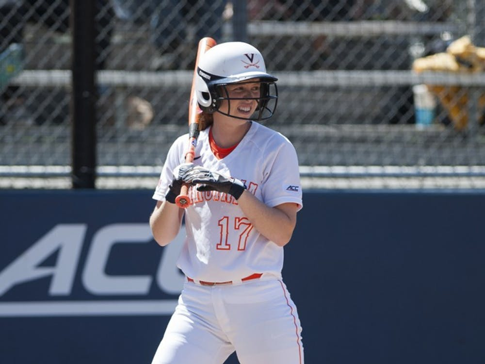 Sophomore first baseman Kaitin Fitzgerald leads Virginia with a .364 batting average and 39 RBI. The Cavaliers must win all three games against Syracuse this weekend — and get some help from Georgia Tech — to gain postseason eligibility.