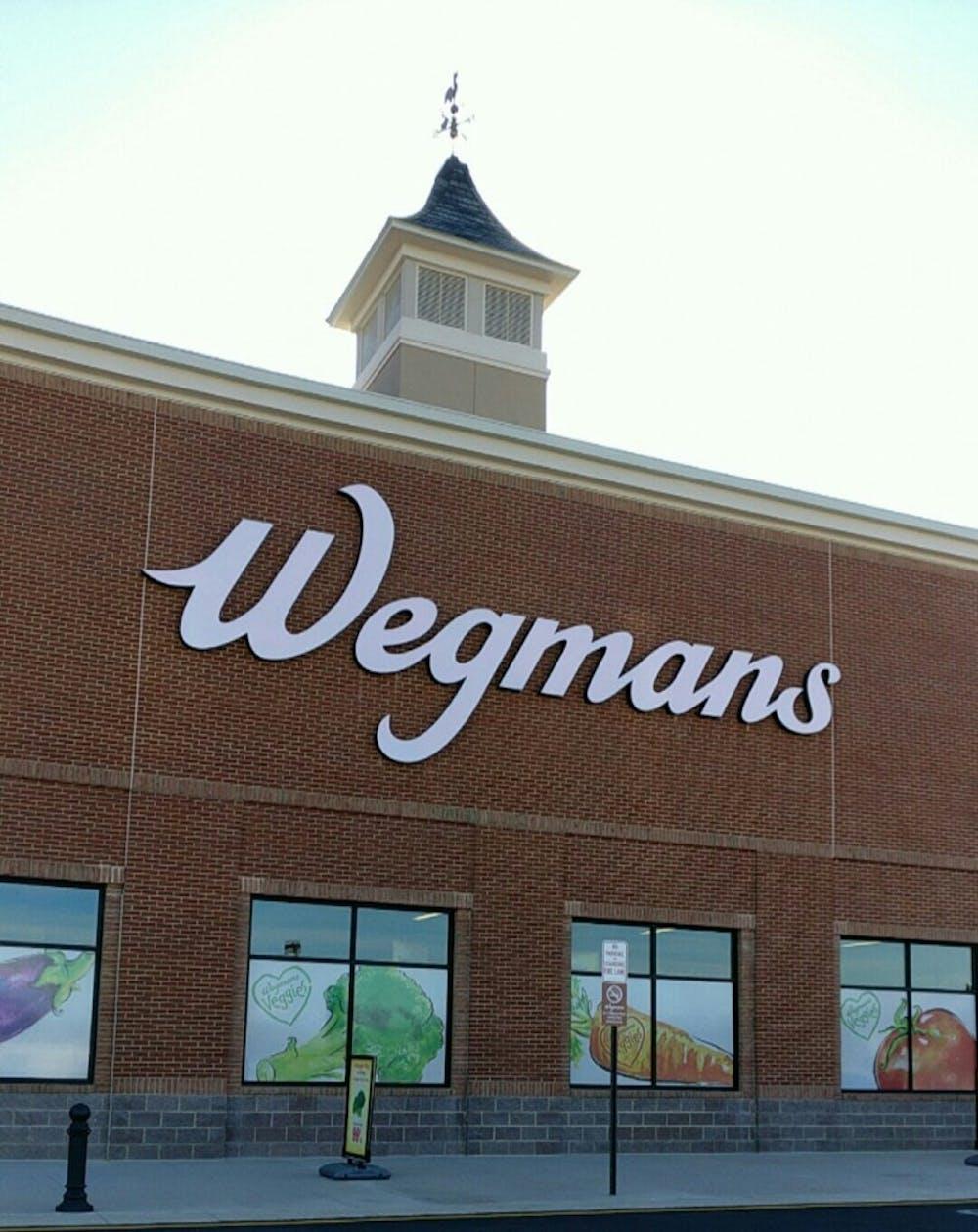 <p>Wegmans opened Nov.&nbsp;6.&nbsp;</p>