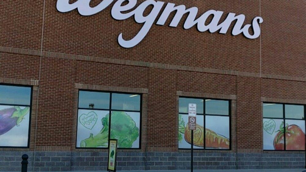 Wegmans opened Nov.6.