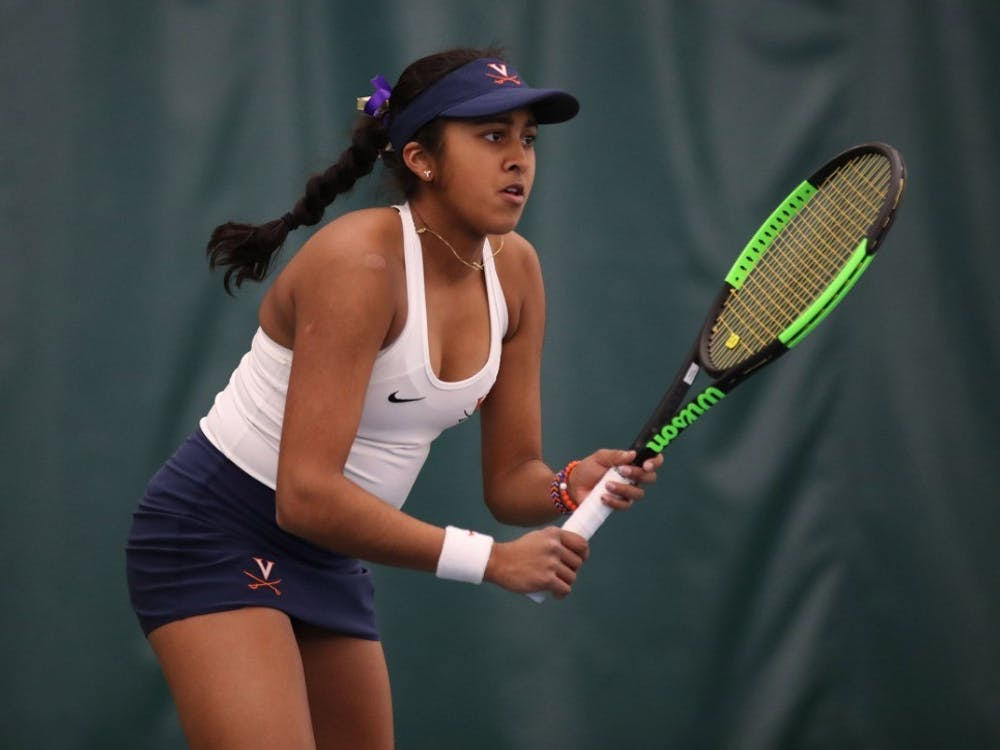 Subhash is just the second Virginia player to ever win the award and the first since 2013 when Julia Elbaba earned the distinction.