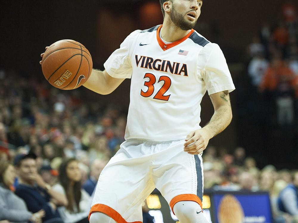 Junior guard London Perrantes didn't even attempt a three pointer in the 62-63 loss at Duke. Monday night against NC State, Perrantes drained five of eight shots from beyond the arc, including trifectas on three straight Cavalier possessions in the second half.