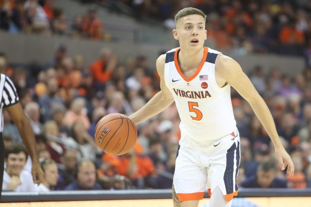 Kyle Guy selected in the second round of the 2019 NBA Draft