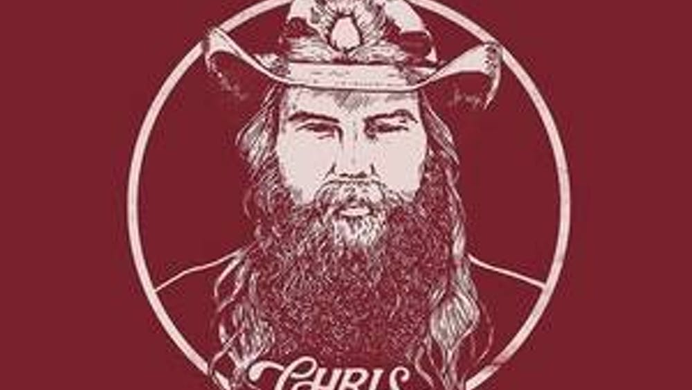 """Chris Stapleton's """"From a Room: Volume 2"""" is everything a country album should be — heartfelt, sweetly simple and beautiful."""