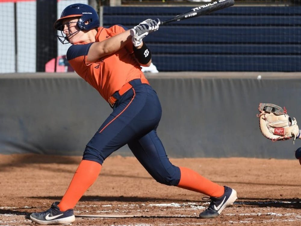 The Cavaliers came up with 12 hits in their 10-2 win against Norfolk State.