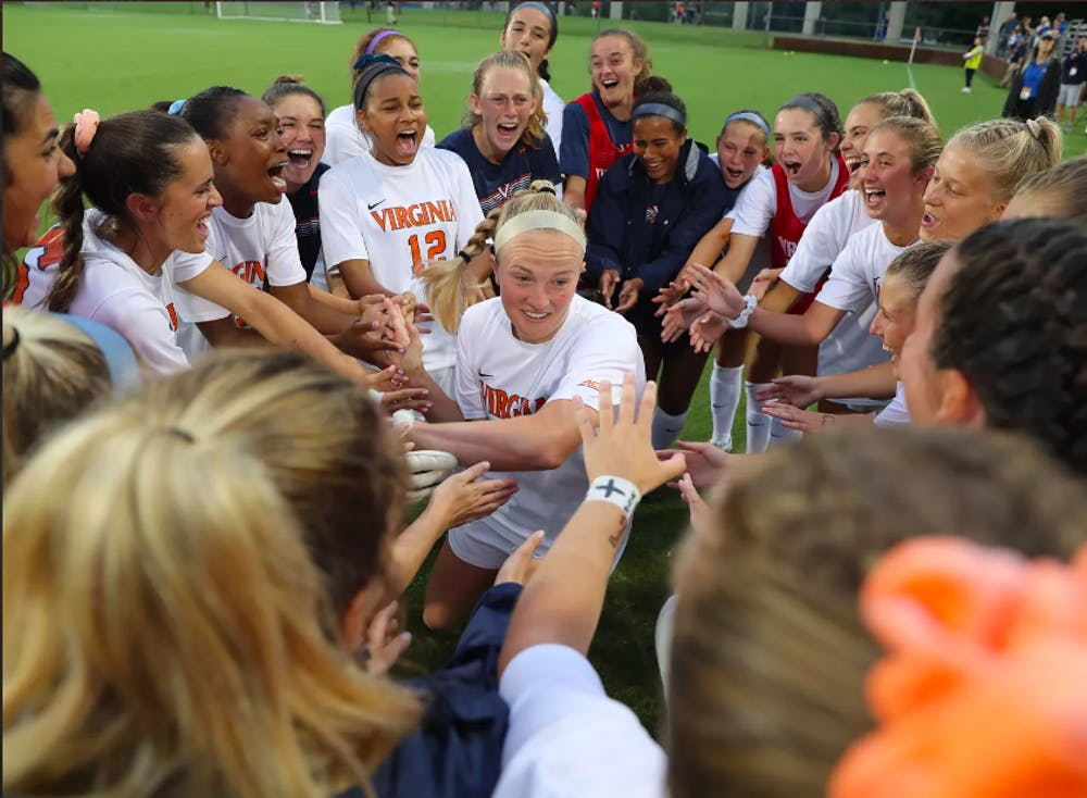 <p>Virginia adds nine freshmen and junior transfer defender Sarah Clark to its roster of 21 returning players as the team prepares for the 2020-21 season. &nbsp;</p>