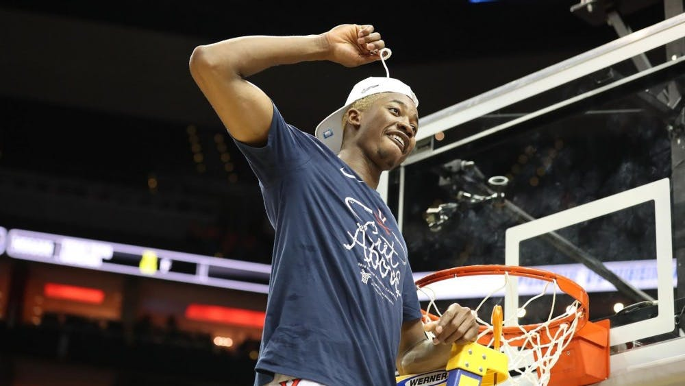 This season, Diakite became a key player for the Cavaliers, averaging 7.4 points and 4.4 rebounds per game and starting Virginia's last five NCAA Tournament games.