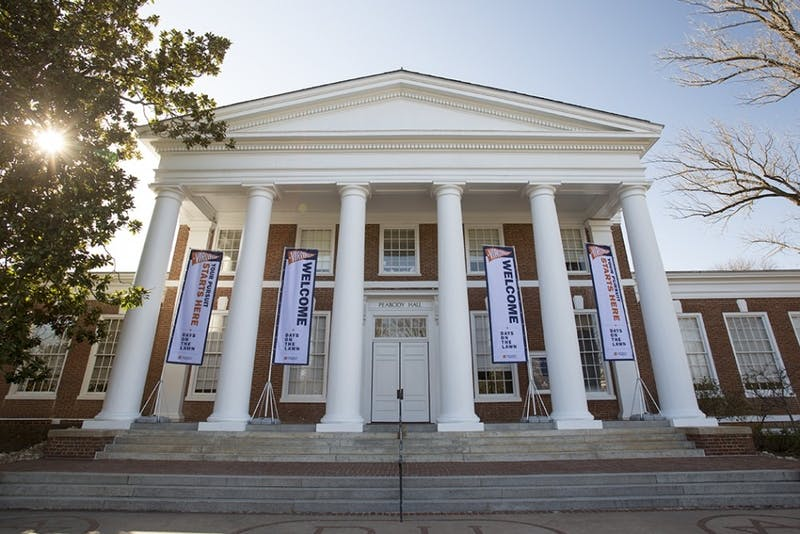 Legacy applicants admitted to U.Va. at nearly two times the rate of non-legacies in 2018