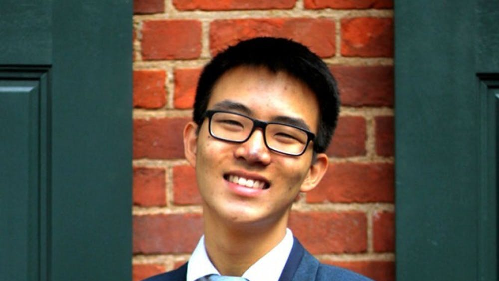 Wang's term officially ends in May, and he will be succeeded by third-year College student Mazzen Shalaby whose term begins at the next Board meeting on June 1.